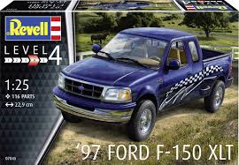 Revell bouwmodel '97 Ford F-150 xlt.