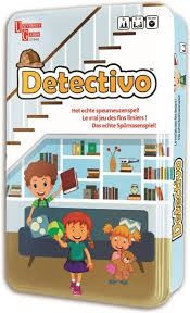 Univerity Games Detectivo