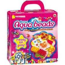 Aquabeads beginners set 400 delig.