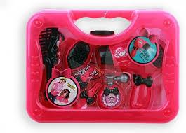 Fohnset in mooie koffer met veel accessoires