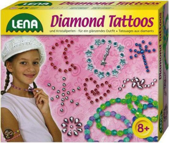 Lena Diamand Tattoos.