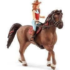 Schleich horse club Hannah en cayenne 72514