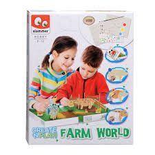 Slammer farm world
