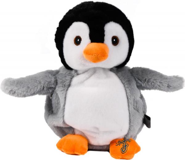 Rugzak pluche pinguin uit de eco serie.