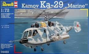 revell Revell Kamov Ka-29 Marine 04493