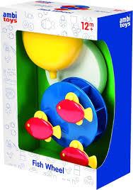 Ambi Toys Badspeelgoed Fish Wheel
