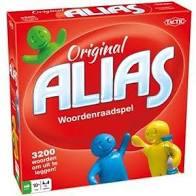 Alias original. het woordenraad spel.
