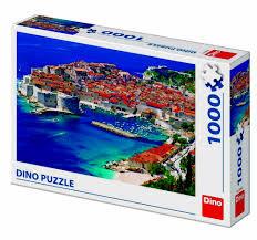 Puzzel Dubrovnik 1000 stukjes