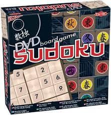Tactic Sudoku Board Game DVD