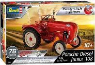 Revell Porsche Diesel Junior 108 Revell schaal 1:24 07820