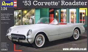 Revell Corvette Roadster