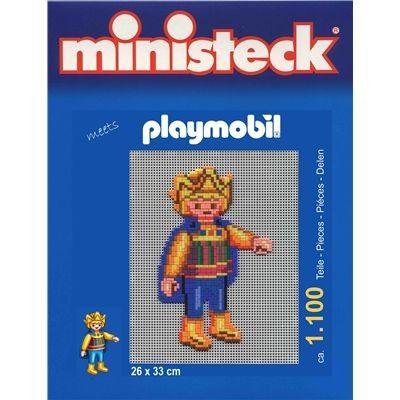 Ministeck Playmobil Prins