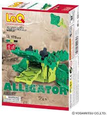 LAQ Alligator constructie 175 delig.