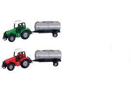 Speedzone Tractor met gierton