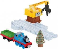 Speelset Thomas de Trein Take n Play Engine