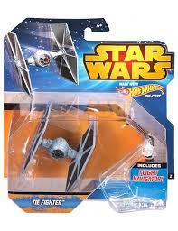 Hot Wheels Star Wars Tie Fighter