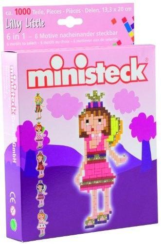 Ministeck 31599 Little Girl 1000-dlg