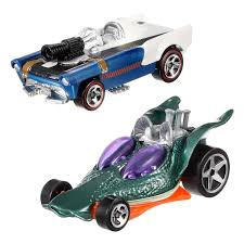 Mattel - Hot Wheels DXR00, Star Wars, Han Solo vs. Greedo