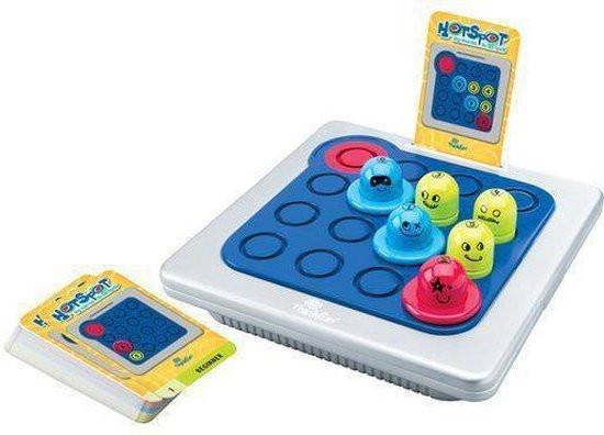Thinkfun spel Hotspot. met 40 uitdagingen.