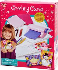 Playgo greeting cards maken