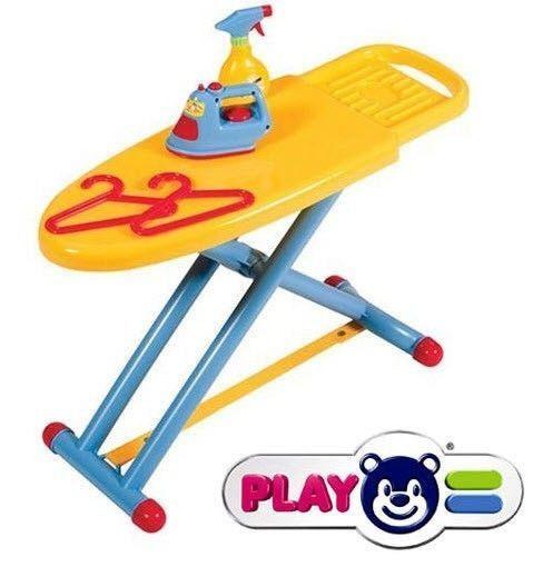 Playgo Strijkplank met Strijkijzer