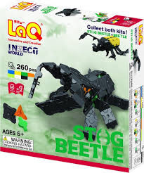 LAQ Stag Battle insect world.
