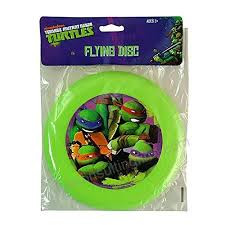 Frisbee Teenage Mutant Ninja Turtles