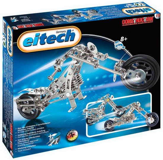 Eitech construction set motors.