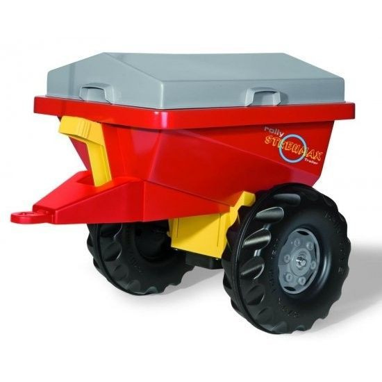 Rolly Toys Streumax Trailer Rood