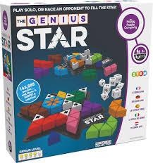 The genius star breinbreker spel.