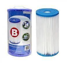 Intex Filter voor zwembad maat B.