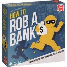 Jumbo How to Rob a Bank.