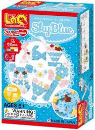 Laq Sweet collection Sky bleu.