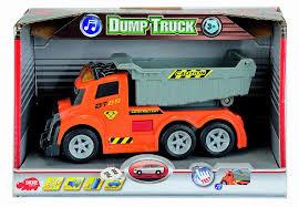 Simba dicky dump truck met geluid.