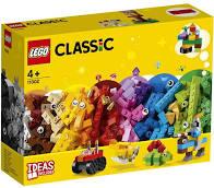 Lego classic bouwstene inclusief ideeën boek.