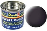 Revell verf voor modelbouw teer zwart nummer 6