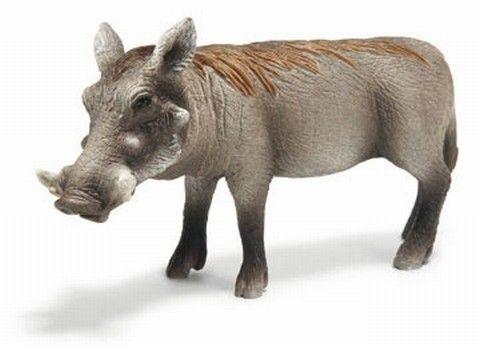 Schleich Wrattenzwijn Zeug