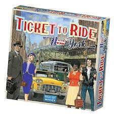 Ticket to Ride - New-York