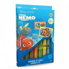 Disney · PIXAR Finding Nemo Zandschilderen