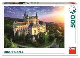 Puzzel kasteel bojnice uit slovakia .500 stukjes.