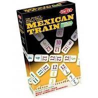 Tactic mexican train spel 40484