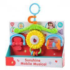 Playgo Speel Go Sun Shine Mobile Musical