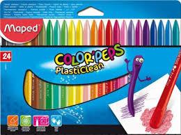 Colorpeps Plasticlean - in kartonnen doos x 24