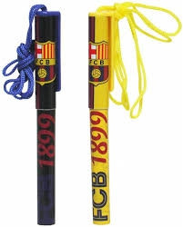 FC Barcelona - Pen Aan Koord