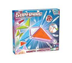 Supermag trendy 35 delige magnetenset.
