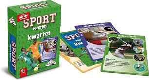 Identity games sport weetjes kwartet, 04412