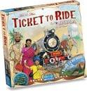 Ticket to Ride India & Zwitserland - Uitbreiding - Bordspel
