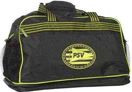 Psv sport tas in de uit kleuren.
