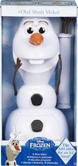 Slushy maker van Olaf uit de film Frozen.
