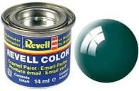 Revell verf voor modelbouw glanzend mosgroen nr 62